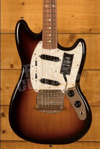 Fender Vintera 60s Mustang Pau Ferro 3-Tone Sunburst