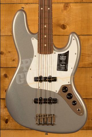 Fender Player Series Jazz Bass Pau Ferro Silver