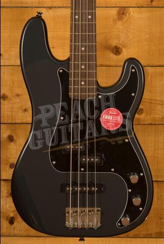 Squier Affinity P-Bass Laurel Charcoal Frost Metallic