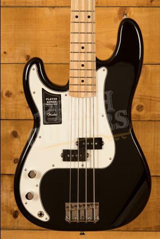 Fender Player Series P-Bass Maple Neck Black Left Handed