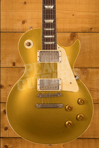 Gibson Custom Murphy Lab 1957 Les Paul Goldtop Darkback Reissue Light Aged