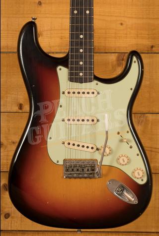 Fender Custom Shop 62 Strat Active Journeyman Relic Strat 3TS Used