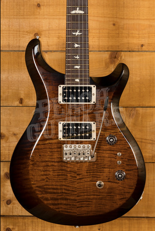 PRS S2 35th Anniversary Custom 24 Burnt Amber Burst