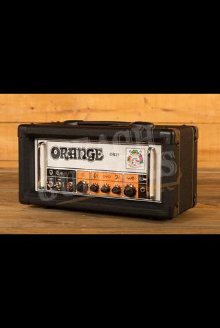 Orange OR15 Pics Only Head Black