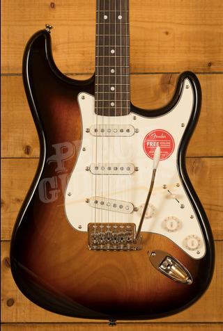Squier Classic Vibe 60s Strat 3 Tone Sunburst