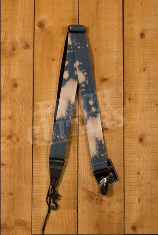 Fender Tie Dye Acid Wash Strap - Faded Navy