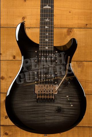 PRS SE Custom 24 Floyd Rose - Charcoal Burst