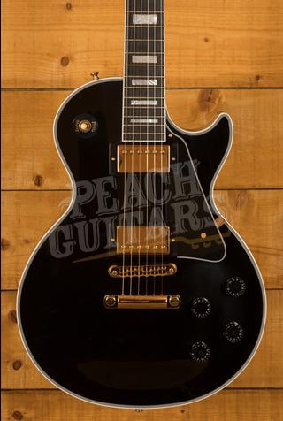 Gibson Custom Les Paul Custom w/ Ebony Fingerboard Gloss Ebony