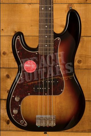 Squier Classic Vibe 60s P Bass Laurel 3TSB Left Handed