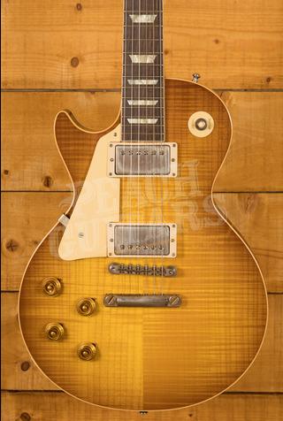 Gibson Custom HP Top '58 Les Paul Standard Lemon Burst VOS Left Handed