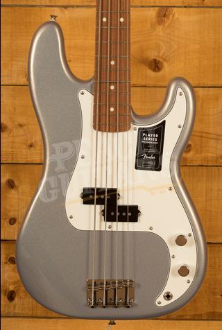 Fender Player Series P-Bass Pau Ferro Silver