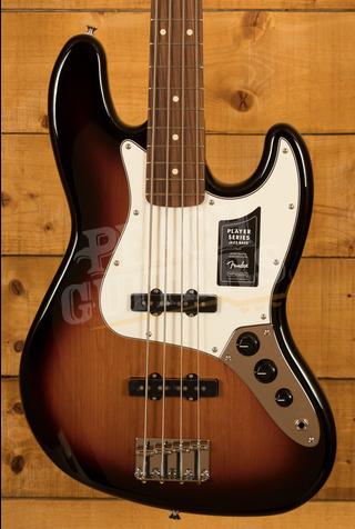Fender Player Series Jazz Bass Pau Ferro 3TSB