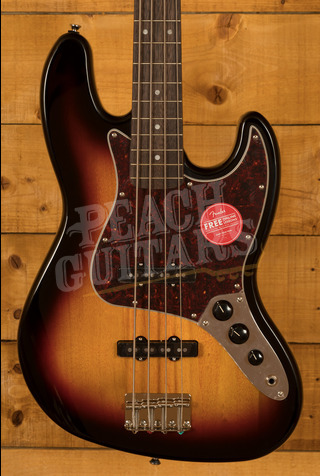 Squier Classic Vibe 60s Jazz Bass Laurel 3TSB