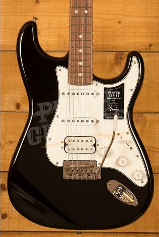 Fender Player Series Strat HSS Pau Ferro Black