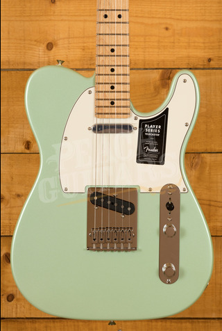 Fender Player Series Limited Edition Tele Maple Neck Surf Pearl *B STOCK*