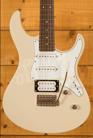 Yamaha Pacifica 112VWWRL Vintage White