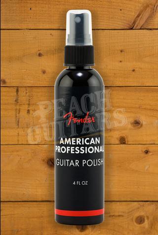 Fender 4oz Polish and Shop Cloth, 2 Pack