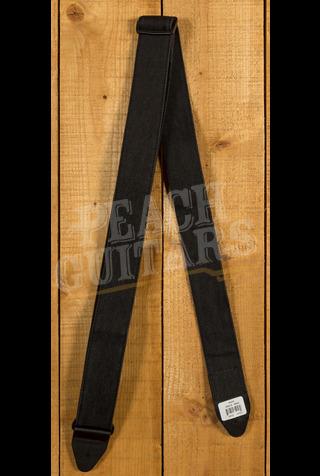 Ernie Ball Denim Strap Black Fade