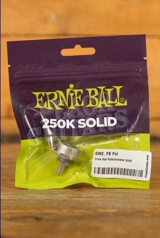 Ernie Ball Potentiometer Solid Shaft 250k