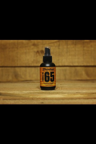 Jim Dunlop Formula 65 Clean & Polish 4oz