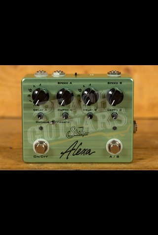 Suhr Alexa Dual Channel Analog Chorus/Vibrato