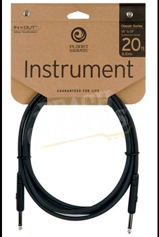 Planet Wave 20Ft Classic Series Cable