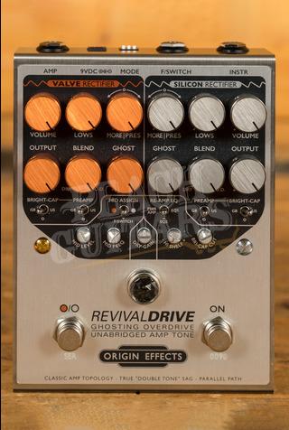 Origin Effects Revival Drive Custom