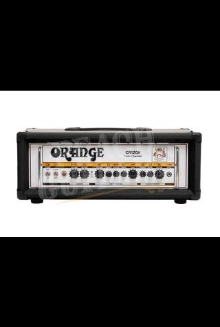 Orange Crush Pro 120 Watt Amplifier Head with Digital Effects Black
