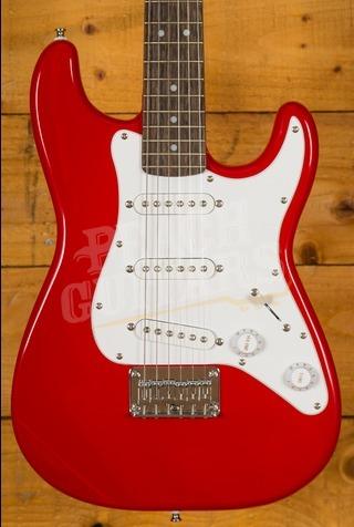 Squier Mini Strat Laurel Fingerboard Torino Red