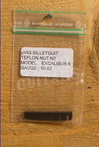 Vigier Teflon Nut N2 10-52