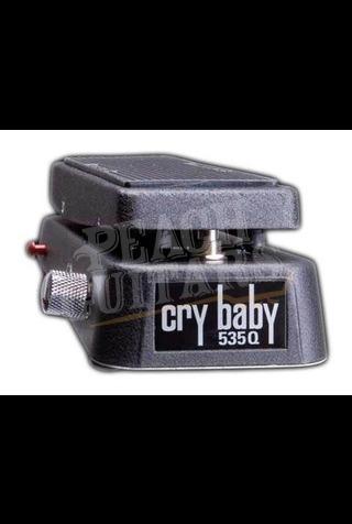 Jim Dunlop 535Q Crybaby Wah - Black