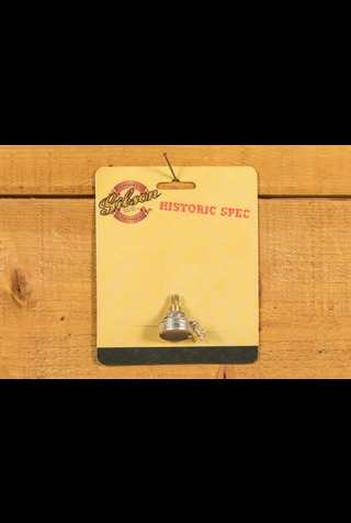 Gibson Historic Potentiometer (500k Audio Taper)