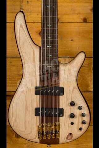 Ibanez SR1305-NTF 5 String Bass Natural Flat