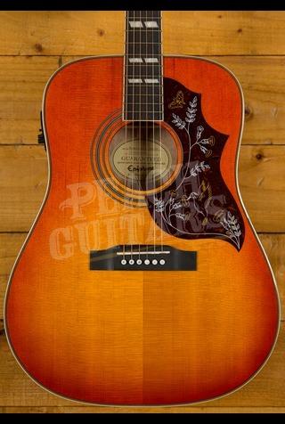 Epiphone Hummingbird Pro Electro Acoustic Guitar