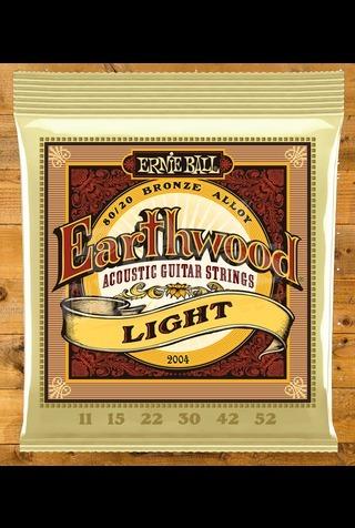 Ernie Ball Earthwood 11 - 52