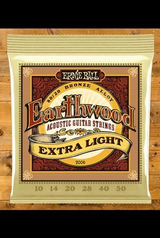 Ernie Ball Earthwood 10 - 50