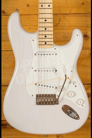 Fender American Original '50s Strat - Maple Board, White Blonde