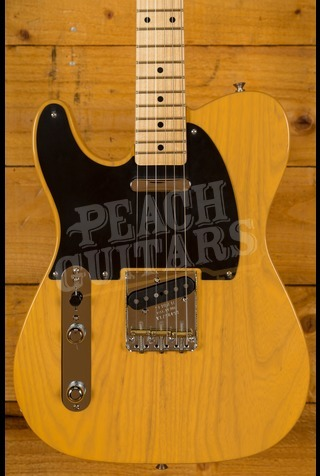 Fender American Original '50s Telecaster Butterscotch Blonde Left Handed