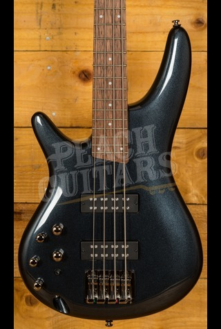 Ibanez SR300EL-IPT 4 String Bass Iron Pewter Left Handed