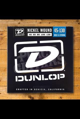 Dunlop Bass Nickel Wound 5 String 45 - 130