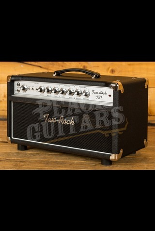 Two-Rock TS1 Tone Secret 100 Watt Head Silver Chassis and Knobs
