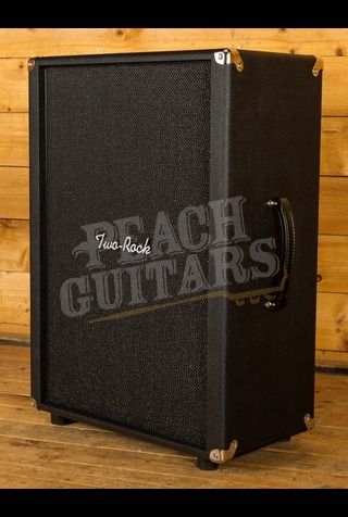 Two-Rock 2x12 Cabinet- Black & Sparkle Matrix