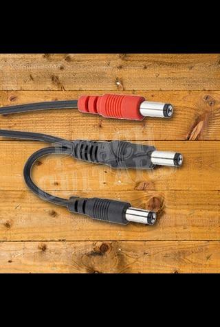 Voodoo Lab reverse polarity voltage doubler cable