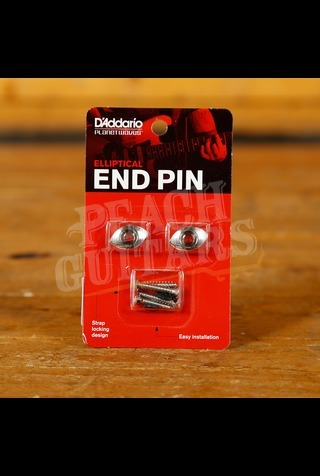 D'Addario Elliptical End Pin