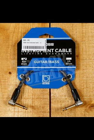 BOSS Instrument Cable - Angled/Angled