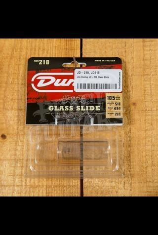 Jim Dunlop JD-218 Glass Slide Medium/Heavy Wall short