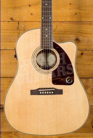 Epiphone AJ-210CE Acoustic Guitar Outfit Natural