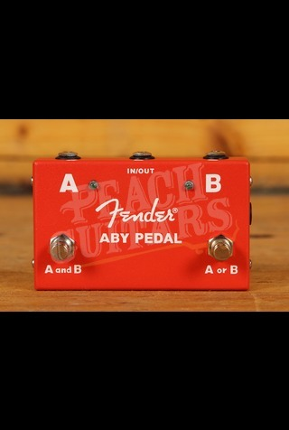 Fender ABY 2-Way Switch Pedal