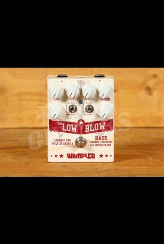 Wampler Low Blow Bass Overdrive/Distortion