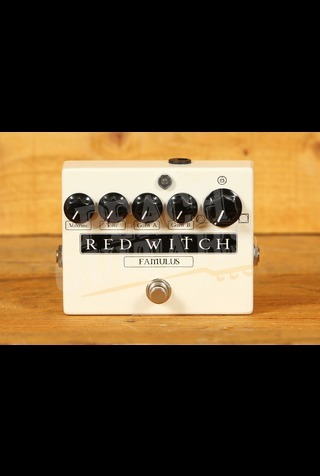 Red Witch Famulus Overdrive Pedal